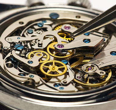 Watch Movement Servicing